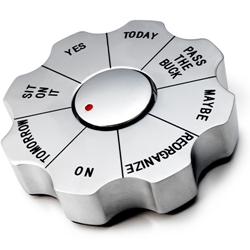 decision wheel freelancer gift idea